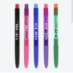 TDR Mickey and Friends Katakana ballpoint Pen Set (2020 July)