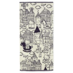 SRO Summer Towel 2020 Bath towel Hello Kitty Town