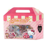 SRO Sweets lame flake stickers Hello Kitty