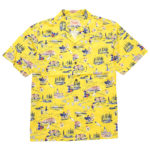GHI 2020 HAWAIIAN COLLECTION Hawaiian Shirts Kiki's Delivery Service Yellow