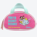 TDR Park Attraction Design Dumbo Pencil Case Pen Case