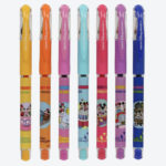 TDR Park Attraction Design SIGNO ballpoint pen set