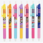TDR Park Attraction Design ENERGEL ballpoint pen set
