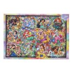 DSJ Stained glass Jigsaw Puzzle 1000pieces Disney princess