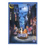 DSJ Moonlight Dinner Jigsaw Puzzle 1000pieces Lady and the Tramp