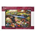 DSJ Alice in Wonderland Jigsaw Puzzle 1000pieces