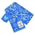 DSJ Mickeys Athlete Club Towel Muffler with wristband Donald and Daisy