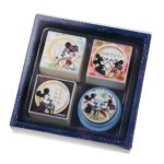 DSJ Japan Culture Stamp Set Mickey and Minnie