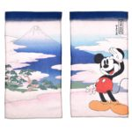 DSJ Ukiyoe Japan Mickey Noren / shop-curtain