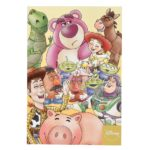 DSJ Postcard Toy Story Good Laugh