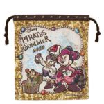 TDR Pirates Summer 2020 Drawstring Pouch