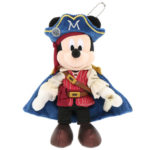 TDR Pirates Summer 2020 Mickey Mouse Plush Badge