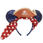 TDR Pirates Summer 2020 Mickey Mouse Headband
