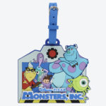 TDR Monsters Inc Luggage Tag