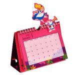 DSJ Alice in Wonderland Desk calendar  2021 Curious Popup