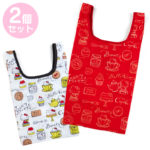 SRO Eco bag / Shopping bag Set HelloKitty (cafe)