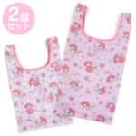 SRO Eco bag / Shopping bag Set MyMelody (Strawberry)