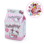 SRO Shopping Stickers in Milk pack case Hello Kitty