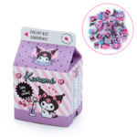 SRO Shopping Stickers in Milk pack case Kuromi