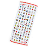 SRO Katakana Kitty Face Towel