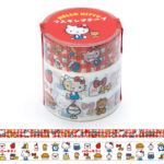 SRO Katakana Kitty Masking tape set