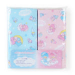 SRO Puff and Poff Sweets LittleTwinStars 45th Cut Cloth