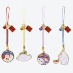 TDR THE HAPPY RIDE WITH BAYMAX Strap Set
