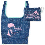 GHI Howl's Moving Catsle Eco bag / Shopping bag with Karabiner Magical contract