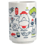 GHI Spirited Away Yunomi Cup Over the tunnel