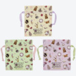 TDR ENCHANTED TALE OF BEAUTY AND THE BEAST Drawstring Pouch Set