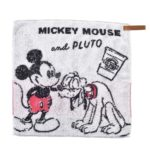 DSJ IT´S TIME TO RELAX Mickey and pluto Mini Towel