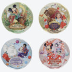 TDR NEW DREAM MORE FUN Tin badge Set