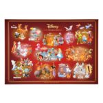 DSJ Disney Characters Collection Jigsaw Puzzle 1000pieces