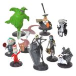 DSJ Tim Burton's The Nightmare Before Christmas Figure set