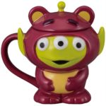 DSJ Pixar Lotso Costume Alien / Little Green Man Mug with lid
