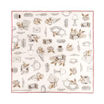 PCO Mofu Mofu Eievui Lunch cloth British
