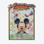 TDR NEW DREAM MORE FUN Pin badge