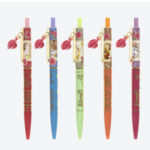 TDR ENCHANTED TALE OF BEAUTY AND THE BEAST Ballpoint pen set