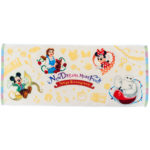 TDR NEW DREAM MORE FUN Face Towel