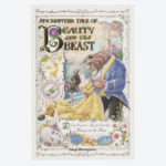TDR ENCHANTED TALE OF BEAUTY AND THE BEAST Postcard