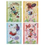 TDR NEW DREAM MORE FUN Clear File set