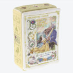TDR ENCHANTED TALE OF BEAUTY AND THE BEAST Tissue Box Cover