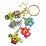 DSJ PIXAR FEST Alien / Little Green Costume Keychain