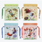 TDR NEW DREAM MORE FUN Drawstring Pouch Set