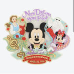 TDR NEW DREAM MORE FUN Decoration Magnet
