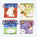 TDR THE HAPPY RIDE WITH BAYMAX Drawstring Pouch