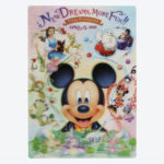 TDR NEW DREAM MORE FUN Clear File