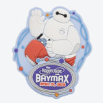 TDR NEW DREAM MORE FUN Baymax Magnet