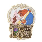 TDR ENCHANTED TALE OF BEAUTY AND THE BEAST Magnet