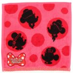 TDR Minnies Style Studio Mini Towel